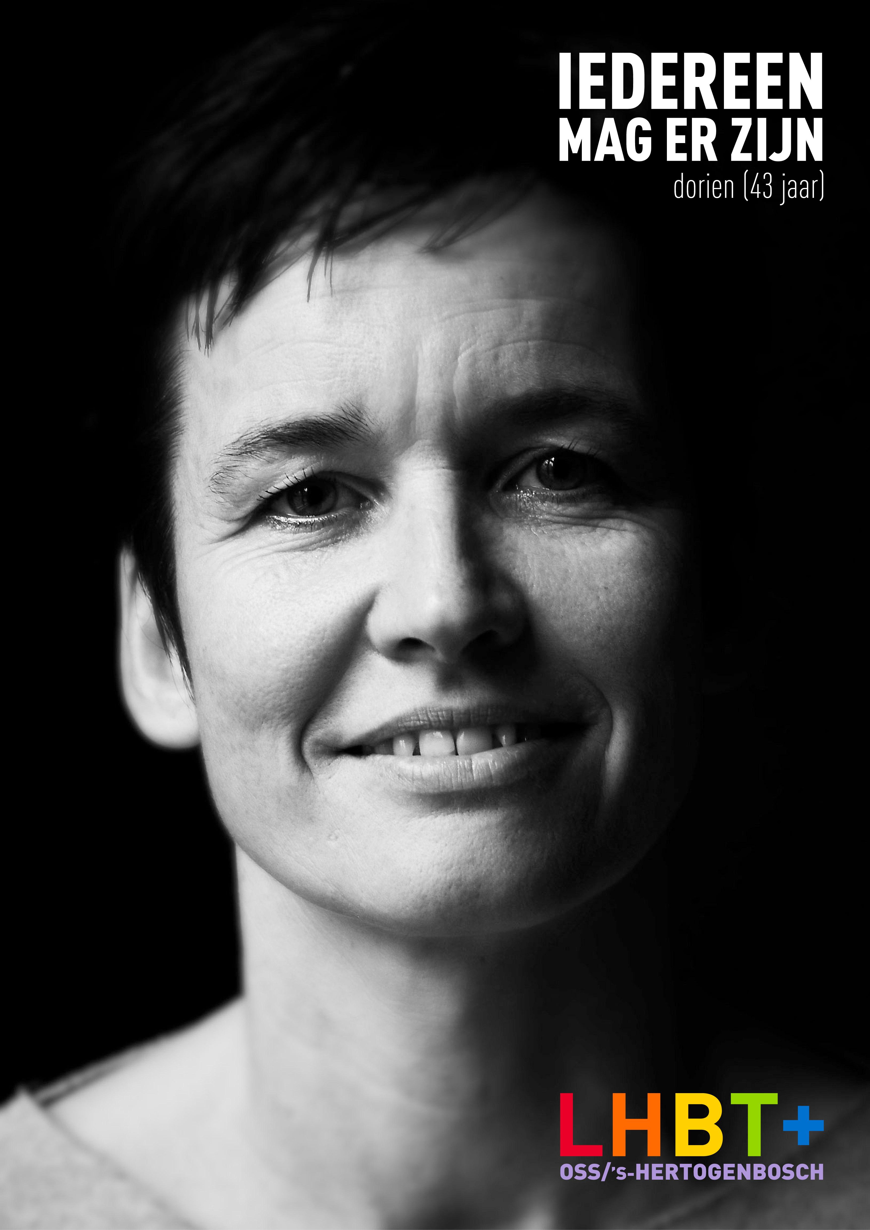 Dorien Stegeman [43] | docente lichamelijke opvoeding | holistisch massagetherapeut | 's-Hertogenbosch