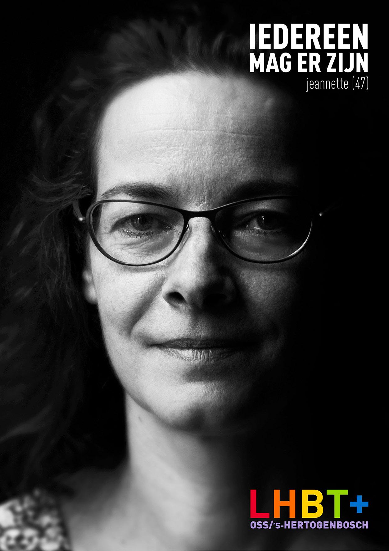 Jeannette van der Sanden
