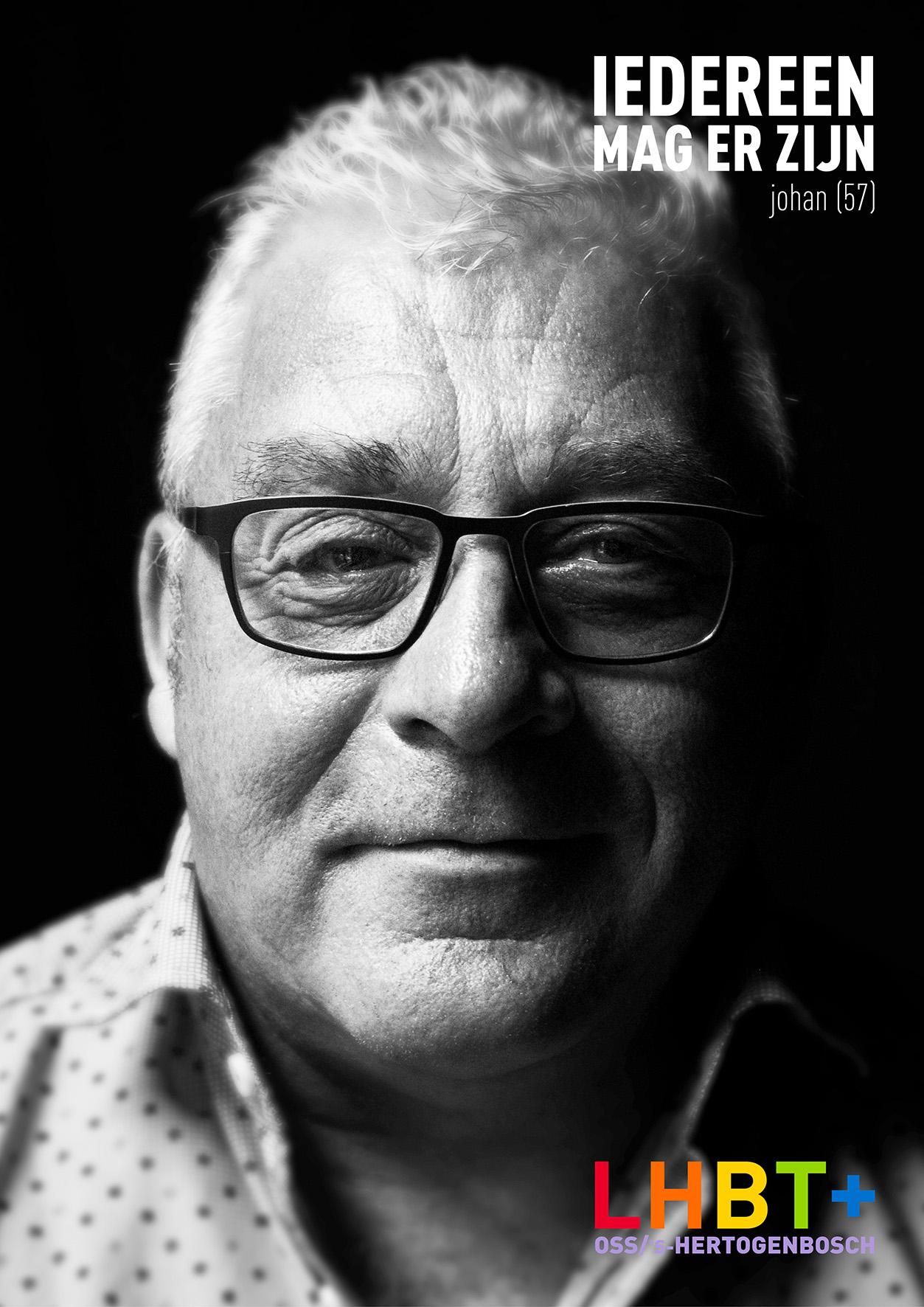 Johan Koenen [57] | uitvaartondernemer | Den Dungen