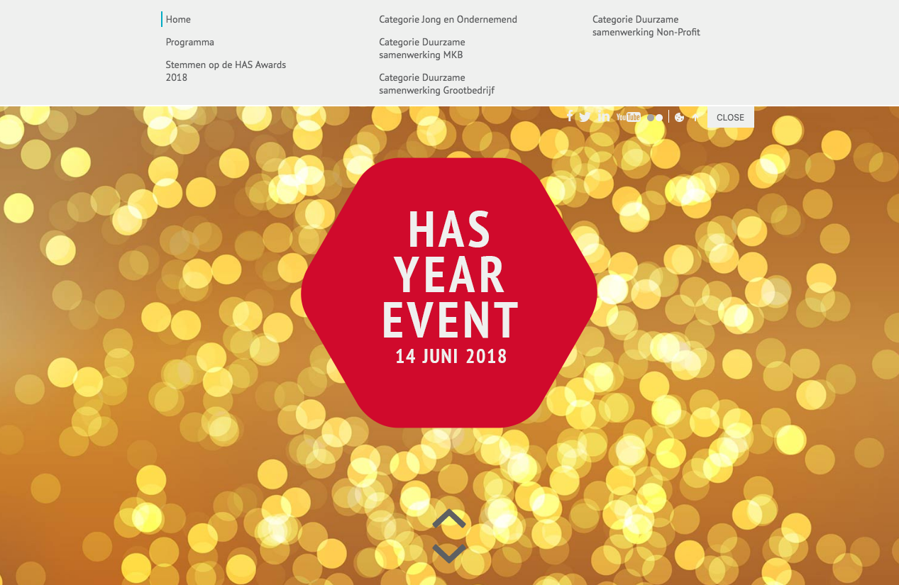 HAS Year Event